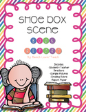Shoe Box Scene Book Report
