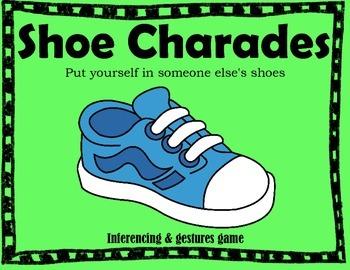 Shoe Charades