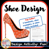 Design a Shoe! So Fun! (Art, Career, Family and Consumer Science)