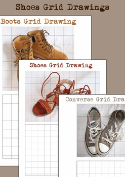 Shoe Drawing Resources