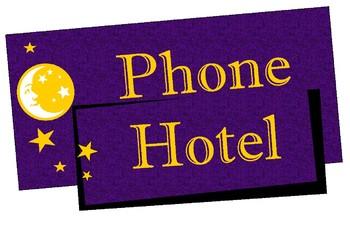 Shoe Organizer Cell Phone Hotel