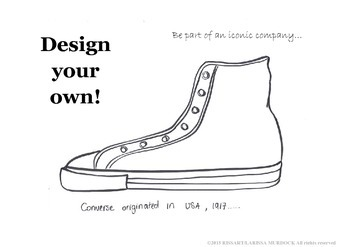Shoe ReDesign Worksheet