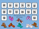 Shoe & Shoe Tying QR Codes