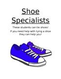 Shoe Specialist