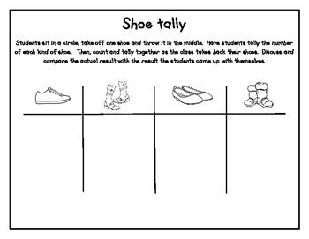Shoe Tally