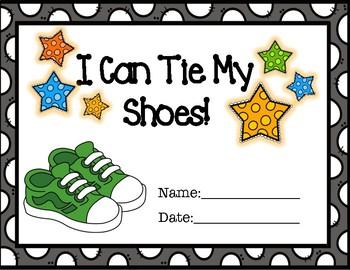 Shoe Tying Award