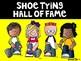 Shoe Tying Hall of Fame