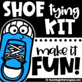 Shoe Tying Kit (Shoe Tying Club)
