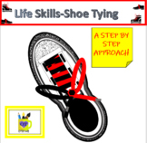 Shoe Tying- Life Skills Distance Learning