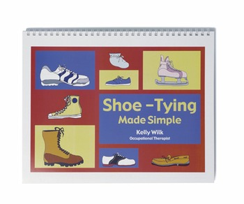 """Shoe Tying Made Simple Classic Kit"""