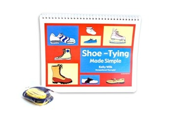 """""""Shoe Tying Made Simple Classic Kit"""""""