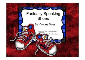 Shoe Unit (Literacy and Math Activities)