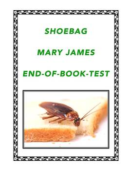 Shoebag by Mary James: End of Book Test