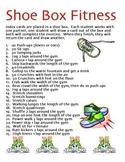 Physical Education - Shoebox Fitness
