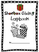 Shoebox Giving Lapbook