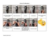 Shoelace Tying task analysis