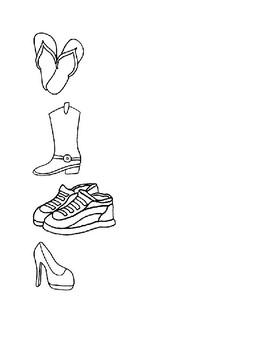 Shoes Clip Art