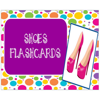 Shoes Flashcards