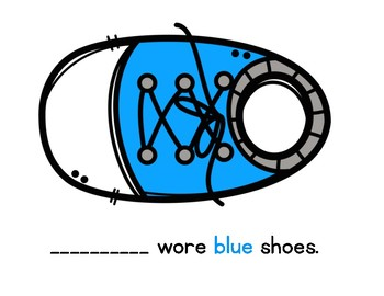 Shoes We Wore: Shared Reading Book