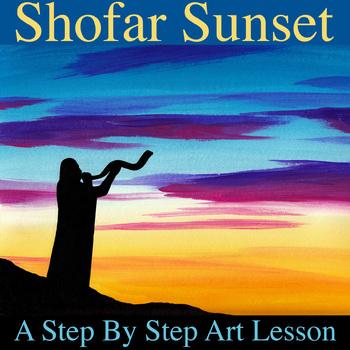 Shofar Sunset