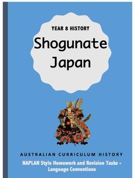 Shogunate Japan Literacy Pack