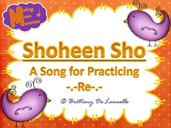 Shoheen Sho - A Song for Re