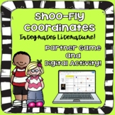 Shoo-Fly Coordinate Grid -Integrating Math & Literature TE