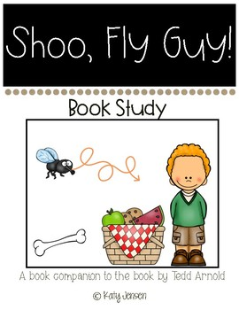 Shoo, Fly Guy Book Companion