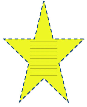 Shoot For the Stars Goal Packet - Perfect for Beginning of the Year!
