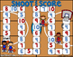 Shoot & Score: Basketball Addition and Subtraction Race