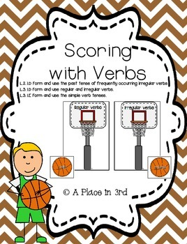 Scoring with Verbs