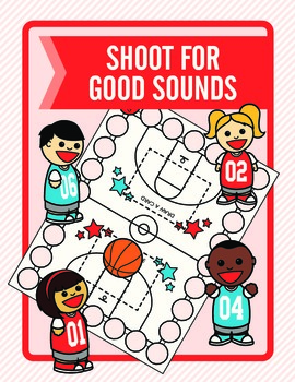 Shoot for Good Sounds:  Articulation Practice