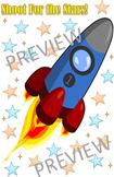 Shoot for the Stars - Rocket Behavior Poster