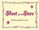 """Shoot for the Stars: Vowel sound """"a"""" Game"""