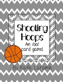 "Shooting Hoops! An ""oo"" Card Game"
