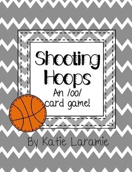 """Shooting Hoops! An """"oo"""" Card Game"""
