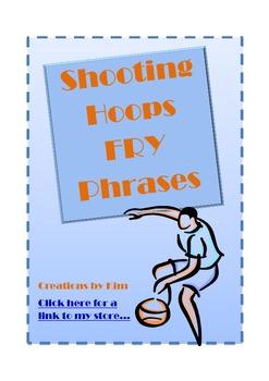FRY words, Basketball fluency