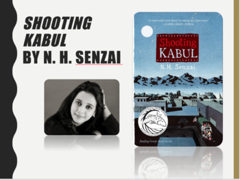 Shooting Kabul Intro PowerPoint with Info abt Afghanistan ELA/SOCIAL STUDIES