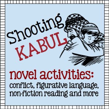 Shooting Kabul Novel Activities