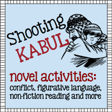 Shooting Kabul Novel Activities