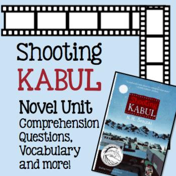 Shooting Kabul Novel Unit