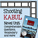 Shooting Kabul Novel Unit