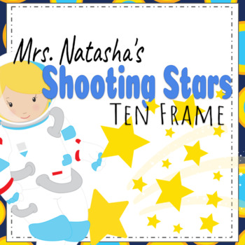 Shooting Stars Ten Frame
