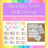 Shooting Stars Wall Pockets - FULL COLOUR