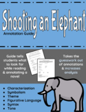 Shooting an Elephant Annotation Assignment