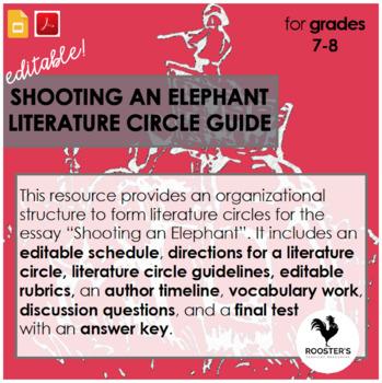 Shooting an Elephant {Digital & PDF}
