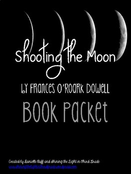 Shooting the Moon Book Packet FREEBIE!!!!