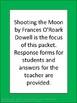 Shooting the Moon Novel Study