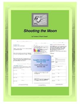 Shooting the Moon Novel Unit