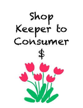 Shop Keeper to Consumer